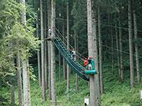 scale cavi carrucole agility forest baita prunno asiago