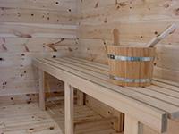Sauna bb acero