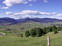 Panorama dal kaberlaba giorgio marchetto