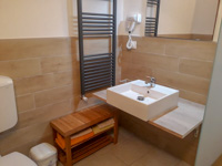 Uno dei nostri bagni