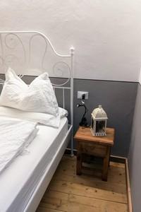 Camera da letto portrait