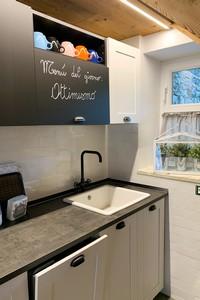 Vista della cucina 1 portrait