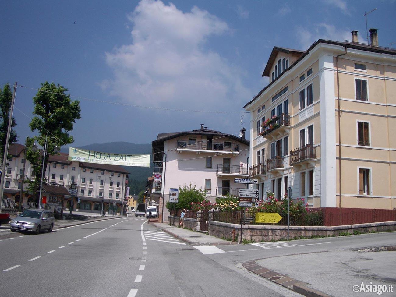 Roana b b monte verena fotos hochebene von asiago 7 for Altopiano asiago hotel