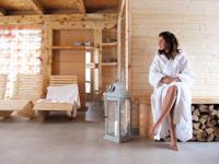 Momente des Wohlbefindens im Spa der Campolongo Hütte
