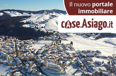 Asiago Plateau Wohnungen Häuser