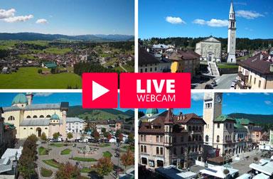 Live Webcams auf Highlands Altopiano di Asiago