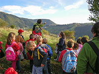 Lezione orienteering scuola