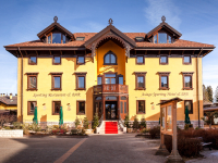 Das Sporting Hotel in Asiago
