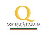 Italienische Gastfreundschaft-Zertifizierung