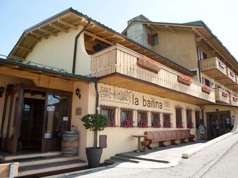 Asiago hotel la baitina drei sterne fotos hochebene for Altopiano asiago hotel