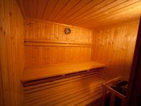 Die finnische Sauna