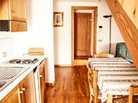 Camera locanda aurora cucina e sala da pranzo