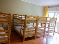 Zeleghe House Schlafsaal mit 8 Betten