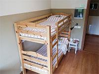 Koje-Bett-Familienzimmer