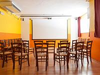 Sala multimediale zeleghe