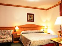Zimmer im Hotel Alpi di Foza