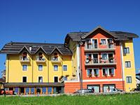 Fassade Hotel Valbella