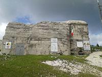 Monumento ai caduti rifugio verenetta