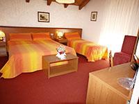 Zimmer im Hotel Al Bosco