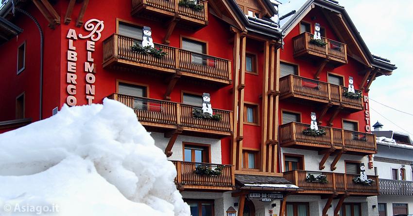 facciata belmonte invernale