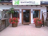 Eingang des Maddarello 2.0
