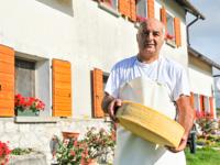Cheese Asiago Dop von Malga II Lotto Marcesina