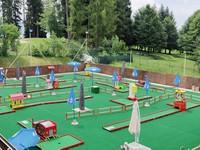 Minigolf parco millepini