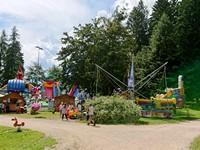 Parco giochi jumping salti per bambini