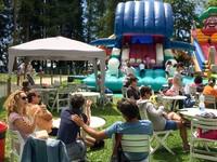 Parco giochi per famiglie