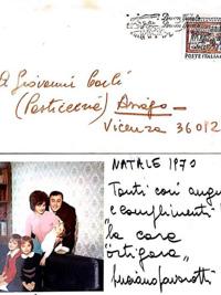 Weihnachtswünsche, Luciano Pavarotti - 1970