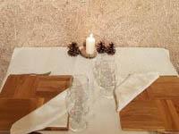 candela finestra