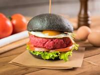 Classic tartar burger