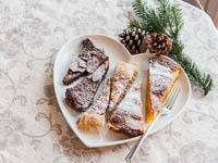 Colazione ca sorda torte dolci di stagione