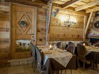 Ingresso ristorante sala ristorante