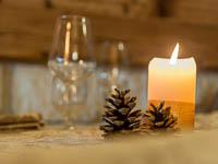 lume di candela ca sorda
