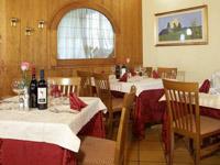 sala da pranzo residence des alpes 1