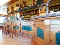 bancone bar caffetteria e spina birre la quinta 2002