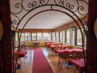Interno sala da pranzo