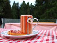 colazione rifugio bar alpino