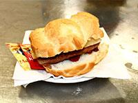 panino con carne bar alpino