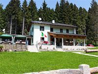 rifugio bar alpino frontale