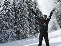 Abbraccio neve