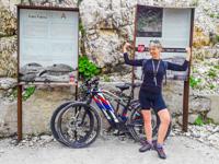 Ausflug nach Fort Verena im E-Bike