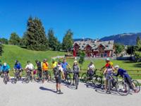 Gruppieren mit E-Bikes