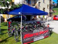 Unser E-Bike-Verleih in Tresché Cesuna