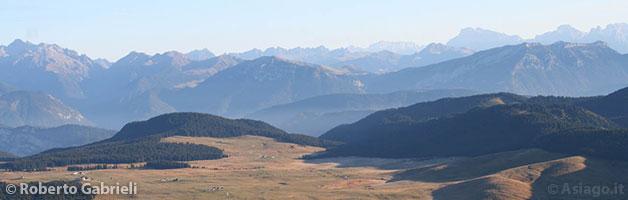 The Plain of Summer Marcesina