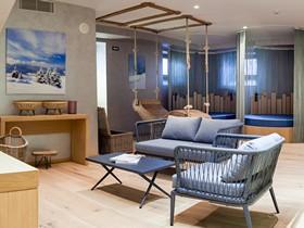 spa wellness relaxation area