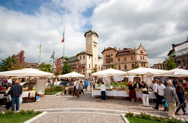 Events in the Plateau of Asiago