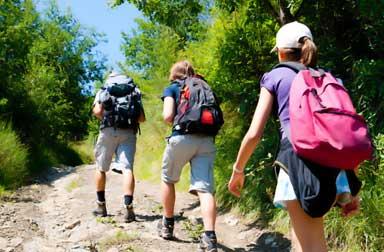Hiking trails and walks Altopiano di Asiago