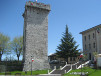 Enego's Scaligera Tower